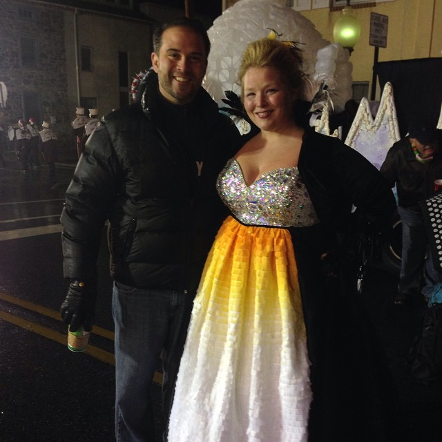 West Chester Old Fashioned Christmas Parade 2014
