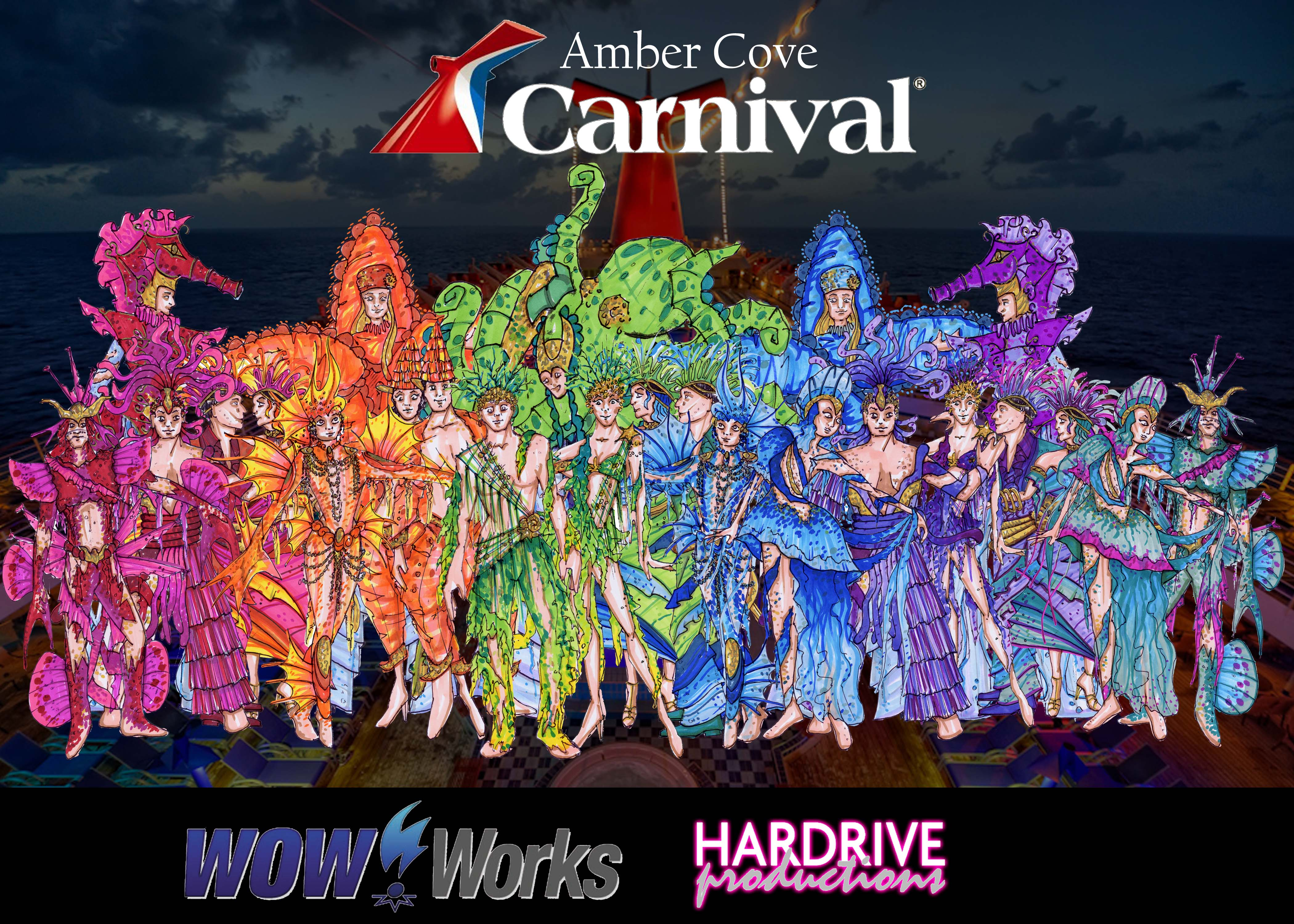 Carnival Cruise Lines, Amber Cove