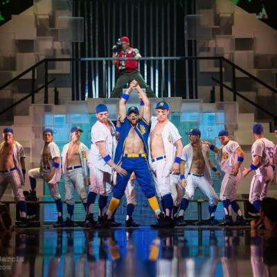 Broadway Bares 2016