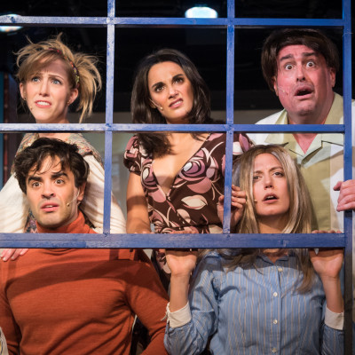 FRIENDS! The Musical Parody... OFF-BROADWAY
