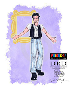 Friends Musical_Costumes_Joey