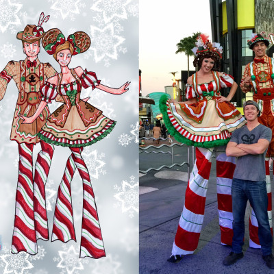 Universal Studios, City Walk