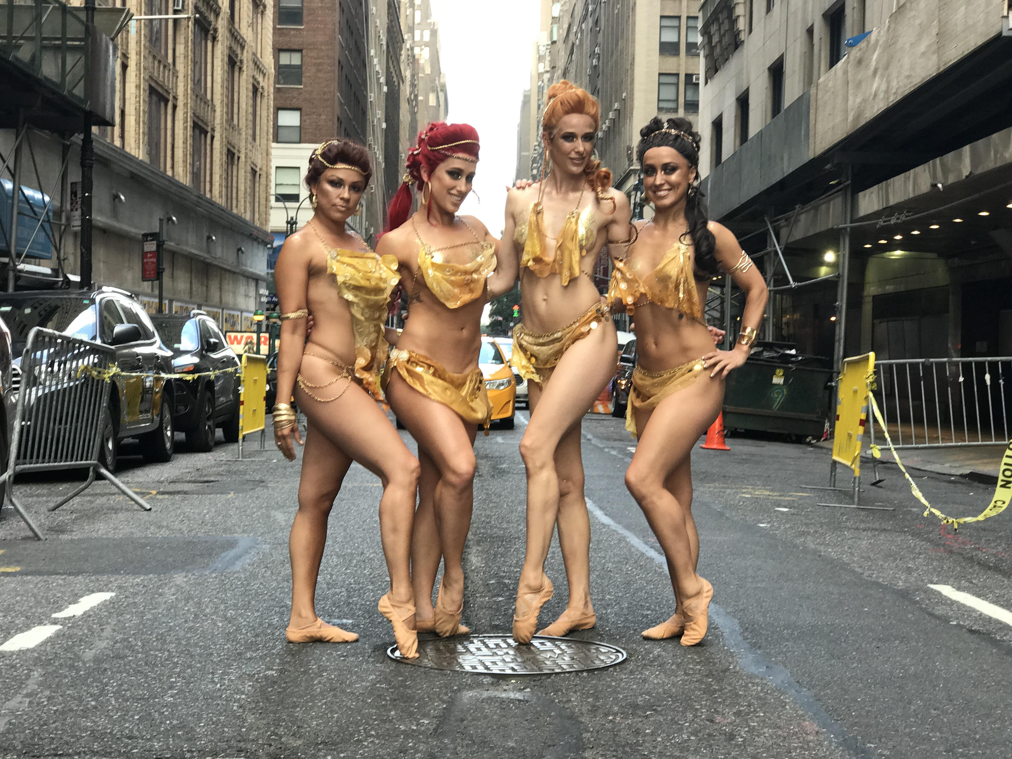 Broadway Bares 2017