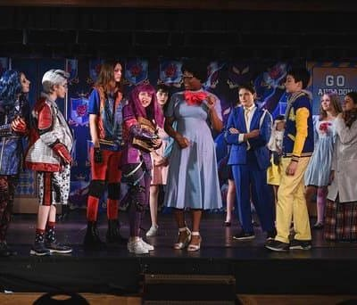DISNEY'S DESCENDANTS (MARYMOUNT)