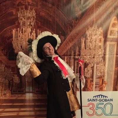 St. Gobain 350th